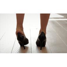 Как разносить новые туфли?