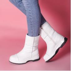 Ботинки кожаные 9211383