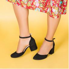 Туфли замшевые 23173