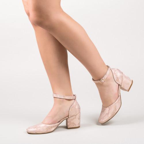 Туфли кожаные 281434