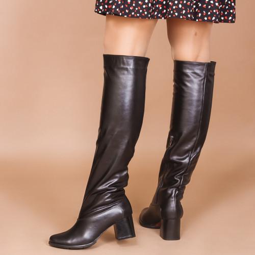 Сапоги кожаные 861184