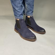 Ботинки замшевые m4069