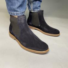 Ботинки замшевые m4108