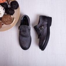 Туфли нубуковые 9t8018