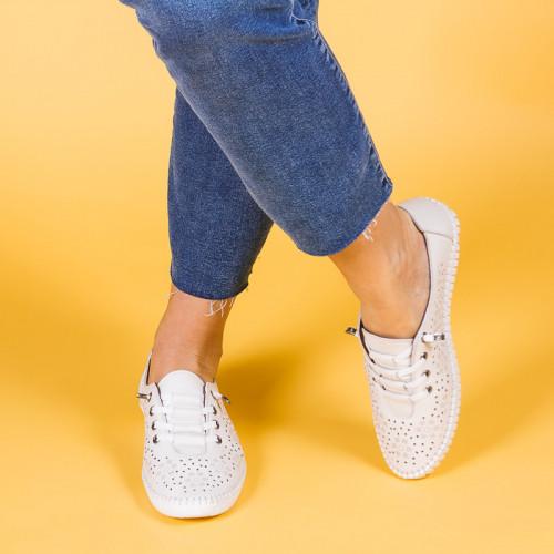 Мокасины кожаные tr6501